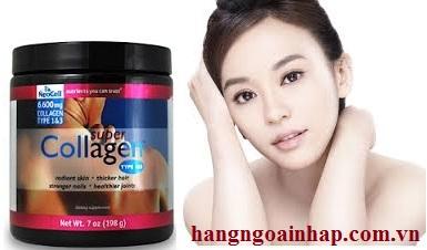 Dưỡng trắng da bằng sản phẩm Neocell super collagen 6600 mg