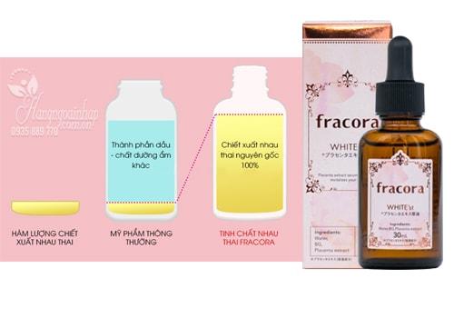 Fracora có tác dụng gì để lấy lại tuổi thanh xuân cho các chị em ?
