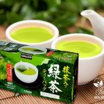kirkland green tea