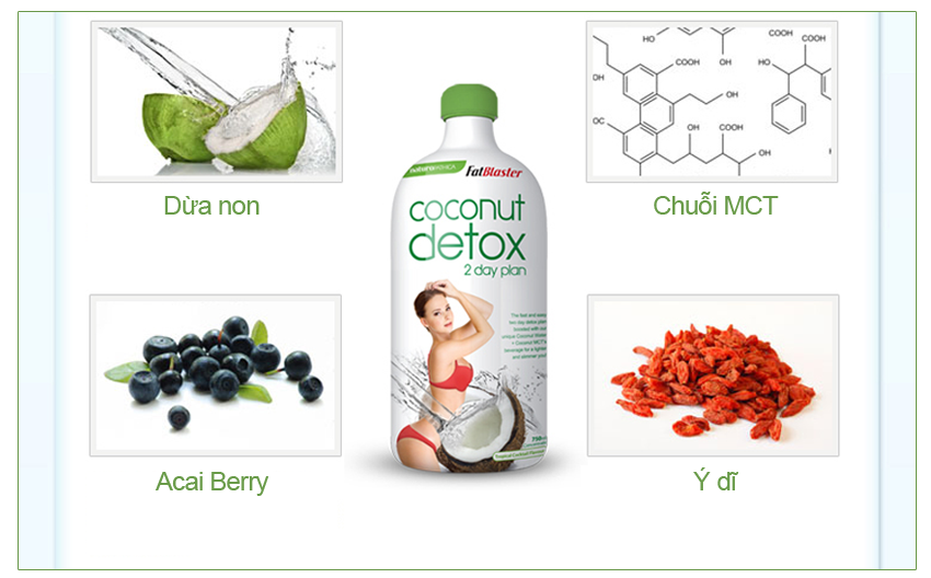 detox coconut-thanh-phan