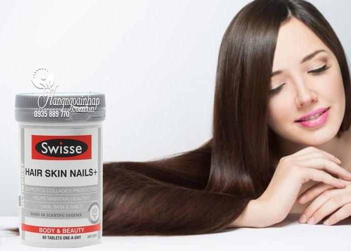 Công dụng của viên uống swisse hair skin nails đối với sức khỏe-2