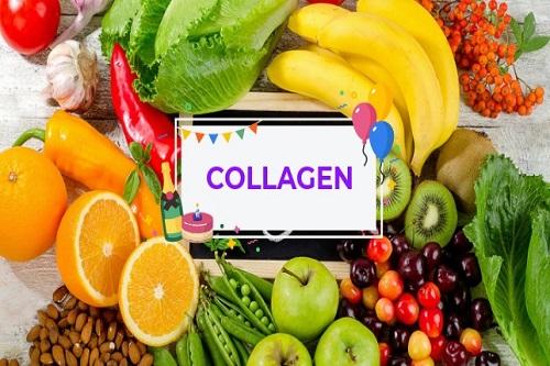 Bổ sung Collagen bằng cách ăn thực phẩm chứa nhiều collagen-1