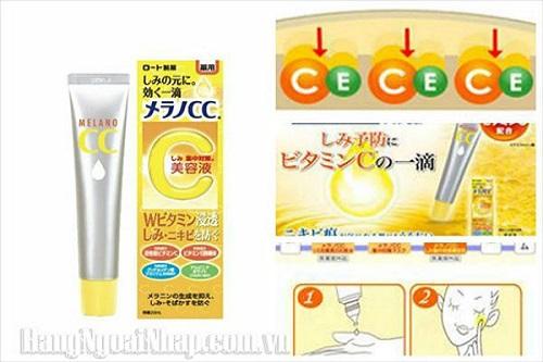 Sản phẩm trị thâm mụn của Nhật loại nào tốt nhất hiện nay-2
