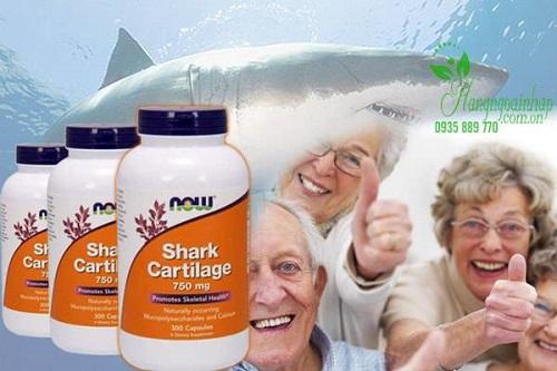 Now Shark Cartilage 750mg có tác dụng gì-2