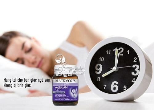 Viên uống hỗ trợ giấc ngủ Blackmores Valerian Forte có tốt không-3