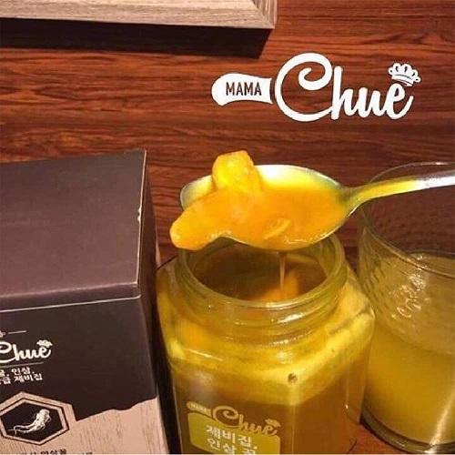 Uống sâm mật ong nghệ tây Mama Chuê có tốt không-2