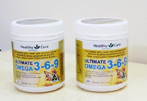 Omega 369 Healthy Care của Úc giá bao nhiêu? Mua ở đâu chính hãng?-1