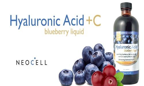 Cách sử dụng tinh chất việt quất Neocell Hyaluronic Acid-1