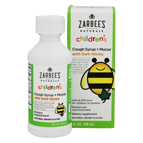 Cách sử dụng siro ho Zarbees Naturals Childrens-2