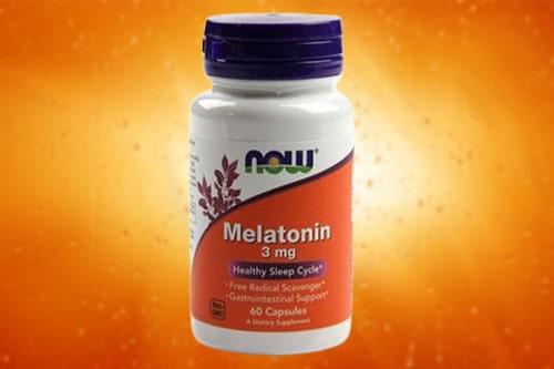 Công dụng của thuốc Melatonin 3mg Now-1