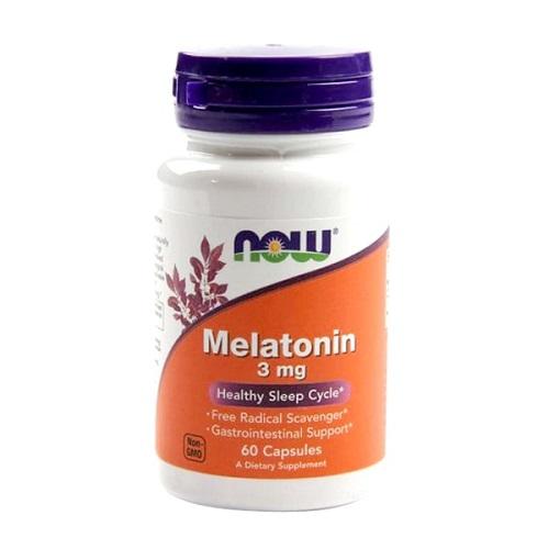Công dụng của thuốc Melatonin 3mg Now-2