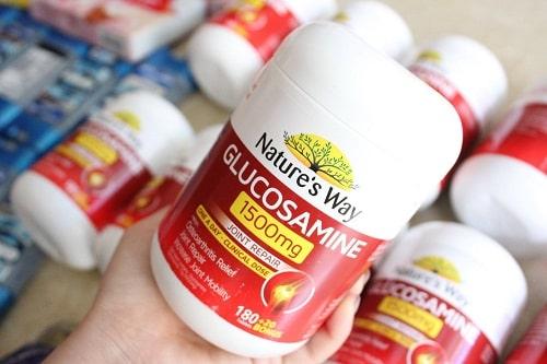 Natures Way Glucosamine 1500mg có tác dụng gì-1