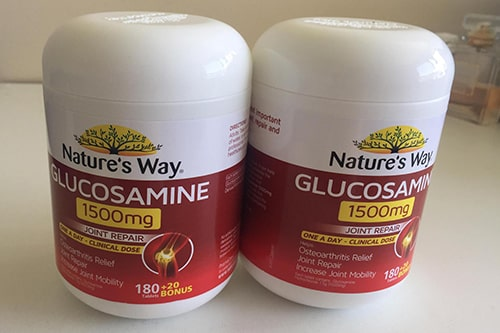 Natures Way Glucosamine 1500mg có tác dụng gì-2