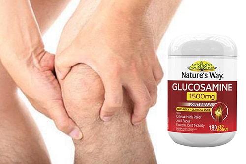 Natures Way Glucosamine 1500mg có tác dụng gì-3
