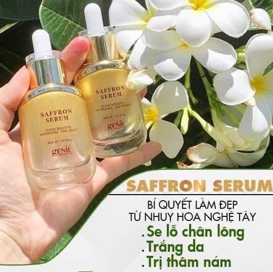 Serum Saffron Genie có công dụng gì-3