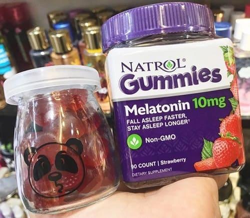 Kẹo dẻo Natrol Melatonin 10mg có tác dụng gì-2