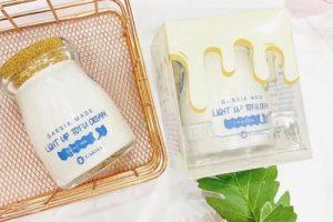 Kem dưỡng Garsia Made Light Up Tofu Cream giá bao nhiêu-1