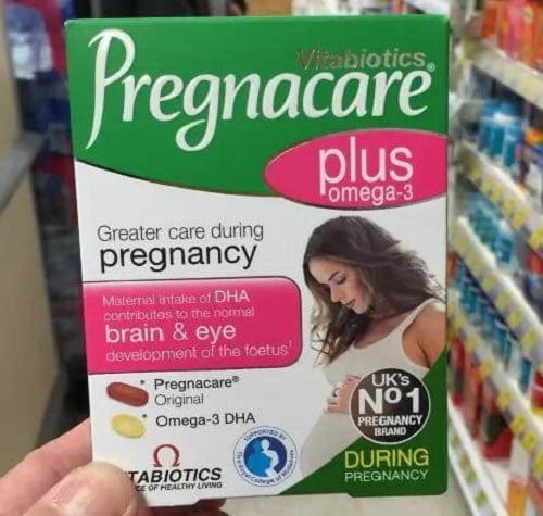Vitamin bà bầu Pregnacare Plus giá bao nhiêu-2