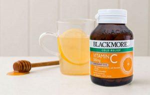 Uống vitamin C 500mg Blackmores có tác dụng gì-1