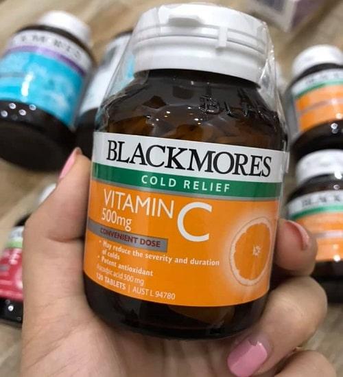 Uống vitamin C 500mg Blackmores có tác dụng gì-2