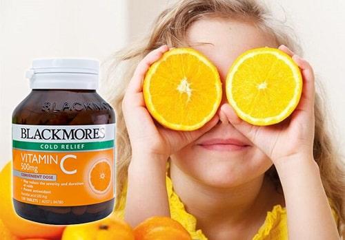 Uống vitamin C 500mg Blackmores có tác dụng gì-3
