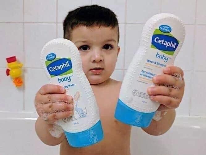 Cách dùng Cetaphil cho trẻ sơ sinh đúng chính xác, hiệu quả nhất 2