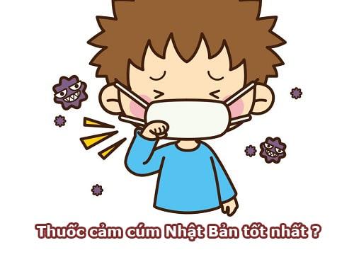Thuốc cảm cúm Nhật Bản tốt nhất-1