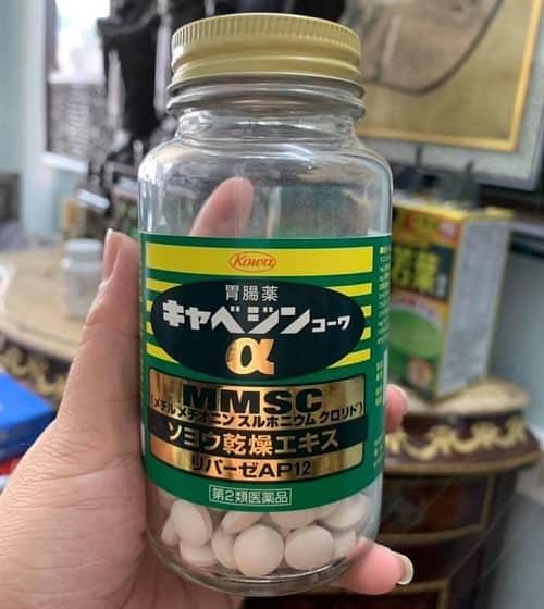 Thuốc dạ dày Kowa 300v giá bao nhiêu-2