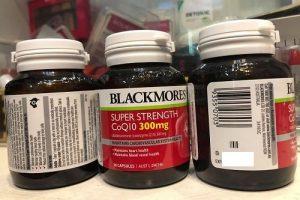 Thuốc Blackmores Super Strength Coq10 300mg giá bao nhiêu-1