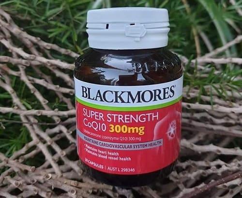 Thuốc Blackmores Super Strength Coq10 300mg giá bao nhiêu-3