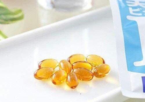 Viên uống vitamin E DHC có tác dụng gì-1
