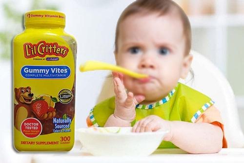 Kẹo dẻo bổ sung vitamin Gummy Vites có tốt không-3