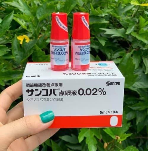 Thuốc nhỏ mắt Sancoba giá bao nhiêu-2