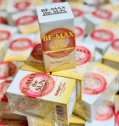 Viên uống chống nắng Be Max The Sun giá bao nhiêu-1