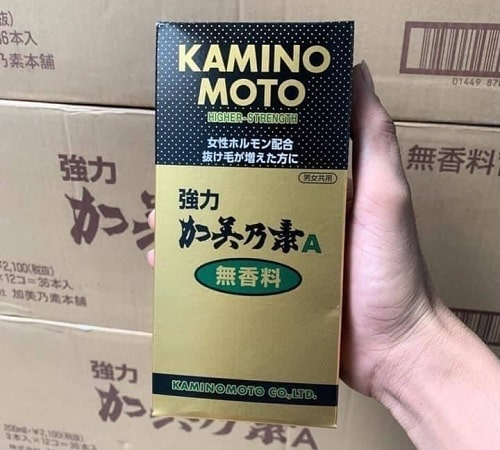 Review thuốc mọc tóc Kaminomoto Higher Strength-3