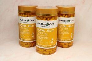 Viên uống Healthy Care Royal Jelly 1000mg có tốt không?-1