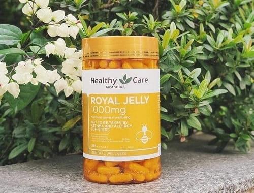Viên uống Healthy Care Royal Jelly 1000mg có tốt không?-3
