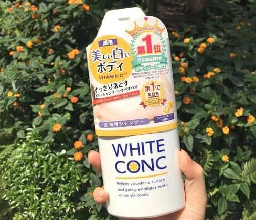 Sữa tắm White Conc giá bao nhiêu? Mua ở đâu chính hãng?-2