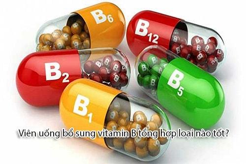 Viên uống bổ sung vitamin B tổng hợp loại nào tốt?-1