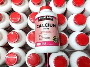 Công dụng của viên uống Calcium 600mg + D3 là gì?-1