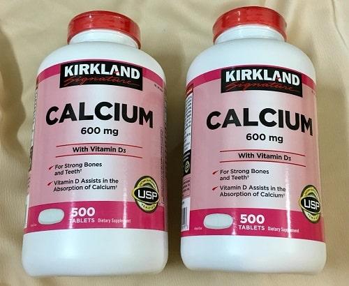 Công dụng của viên uống Calcium 600mg + D3 là gì?-2