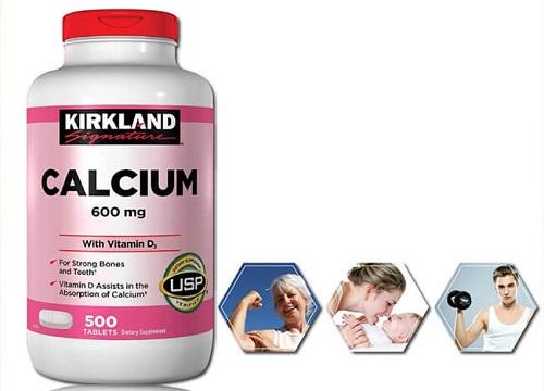 Công dụng của viên uống Calcium 600mg + D3 là gì?-3