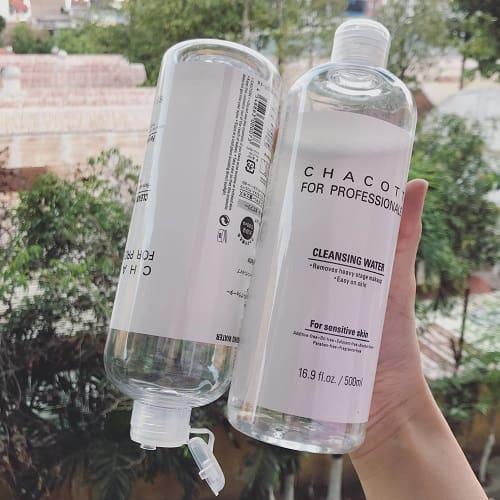Hướng dẫn sử dụng nước tẩy trang Chacott hiệu quả-2
