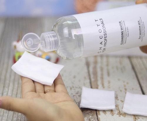 Hướng dẫn sử dụng nước tẩy trang Chacott hiệu quả-3