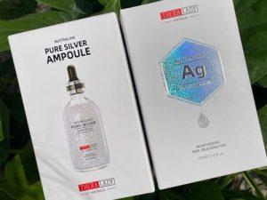 Serum bạc của Úc có tốt không? Australian Pure Silver Ampoule-1