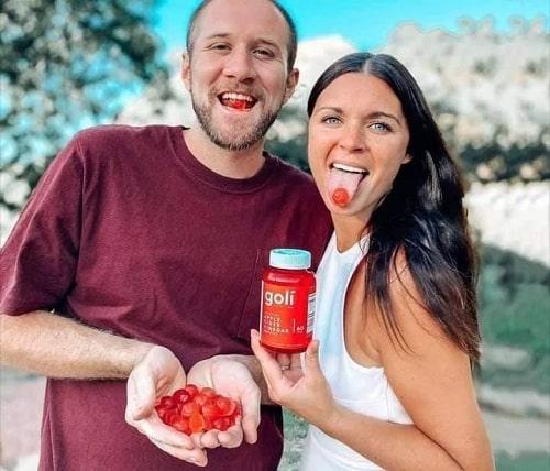 Kẹo giảm cân Goli Apple Cider Vinegar review-5