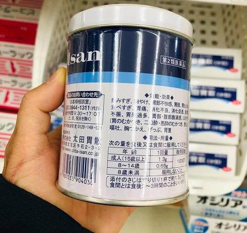Thuốc Ohta's Isan của Nhật có tốt không?-2