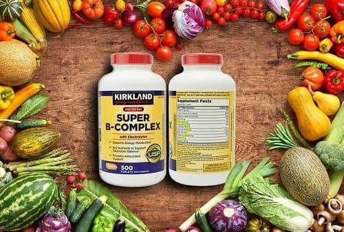 Vitamin B tổng hợp của Mỹ có tốt không?-3