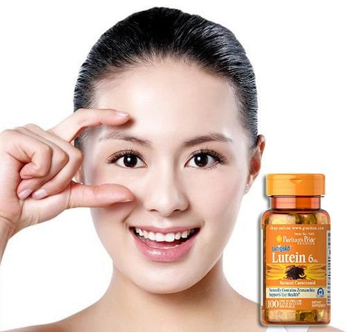 Công dụng của thuốc bổ mắt Lutein 6mg là gì?-3